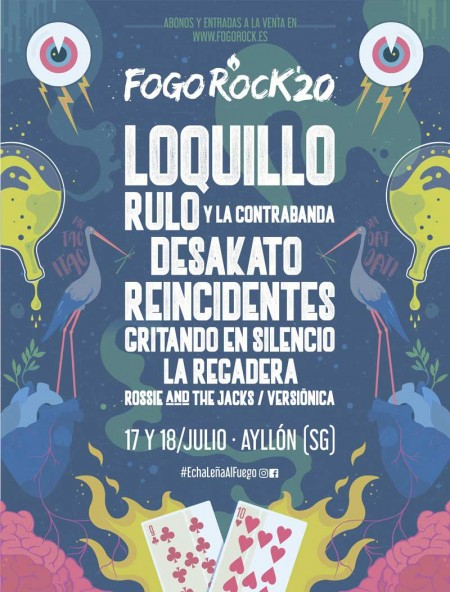 ¡CARTEL FOGOROCKERO!